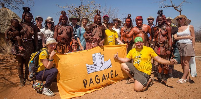 Namibia with Paganels 2016
