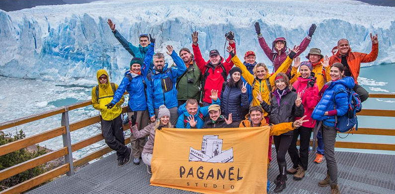 Patagonia with Paganels 2017