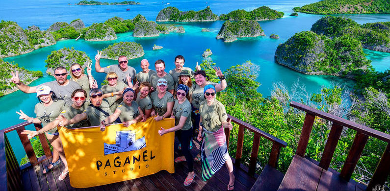 Papua and Raja Ampat with Paganels 2018