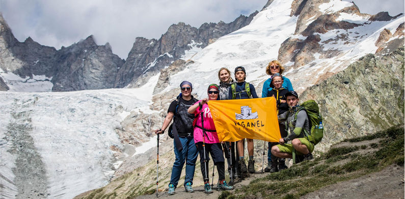 Children of Captain Grant (Around Mont Blanc) 2019