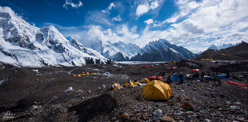 Pakistan. Base Camp K2 (2019 )